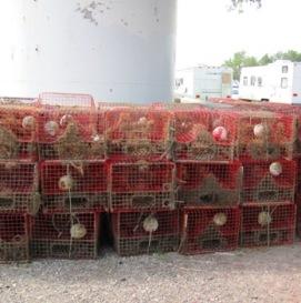 Krabben vangtuigen